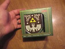 NINTENDO The Legend of Zelda Wind Waker Hero's Shield Mug Cup 16 oz. 473ml RARE