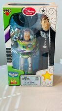 Disney Store Pixar Toy Story Limited Edition Woody and Buzz Lightyear 1 of 6000