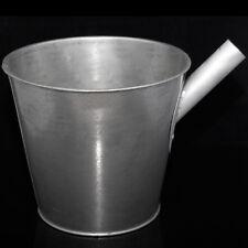 Jaucheschöpfer - Gülleschöpfer - Schöpfkelle - verzinkt - 6,5 Liter - ø240 mm