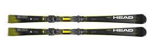 HEAD Ski Set SUPERSHAPE E-SPEED + Attacchi PRD 12 GW - 313320-163
