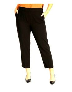 """Country Road midnight blue cropped pants, sz14, near new, great fit """"GET SMARt"""""""