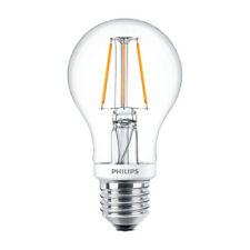 PHILIPS Filament CLASSIC AMPOULE LED 4,5W W = 40w E27 Transparent 827