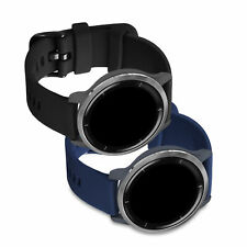 2x Sportarmband für Garmin Venu 2S Fitnesstracker Smartwatch Sport Armband Uhr