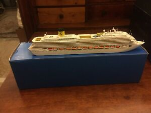 Costa Concordia Costa Crociere Ship Model/Modello Nave 1:1250