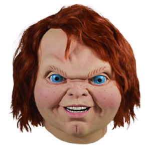TRICK OR TREAT STUDIOS Child's Play 2 Evil Chucky Mask - NEW