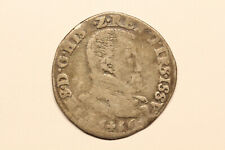 Netherlands / Overijssel - 1/5 philipsdaalder 1566 *scarce coin* (#39)