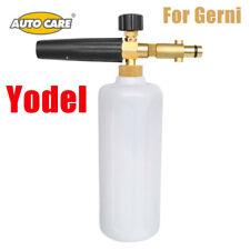 Snow Foam Lance Soap 1l Bottle for Nilfisk Type Gerni Stihle Pressure Washer