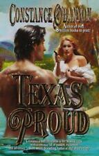 Texas Proud by O'Banyon, Constance