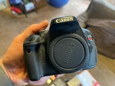 Canon EOS Rebel T3i 18.0MP Digital SLR Camera BODY ONLY - Black