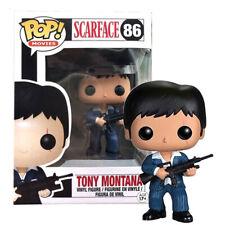 Funko Pop Scarface Tony Montana #86 Figurine Neuf Boite PVC Collection Vinyl