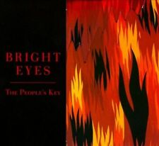 *CHI* The People's Key [Digipak] by Bright Eyes (CD, Feb-2011, Saddle Creek)