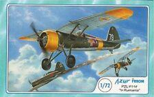 FRROM-AZUR 1/72 PZL P.11F en Roumanie # FR023