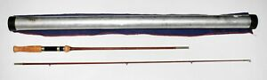 5 1/2' Goodwin Granger Company bamboo casting rod Granger Special sock & tube NR