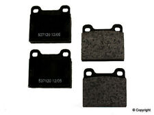 Textar Disc Brake Pad fits 1969-2004 Volvo 245 242,244 740  WD EXPRESS