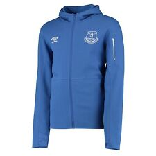 Umbro Everton FC Kid's Pro Fleece Jacket - Blue - New