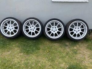 "Bmw Hartge 19"" Alloy Wheels E39 E31 E34 E38 M3 M5 M6"