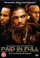 Paid in Full [DVD][Region 2]