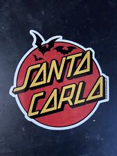 Santa Carla Lost Boys Sticker