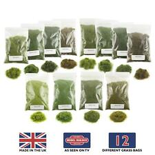 More details for wws four seasons static grass kit – model railway wargame scenery diorama