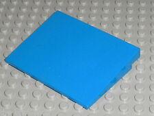 Toit incliné LEGO Blue roof Slope brick 4515 / set 3432 6763 6766 3433 4518 ...