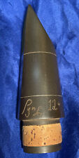 Vintage PYNE Signature SO 12+ clarinet Mouthpiece
