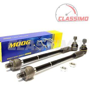 Moog Inner & Outer Track Tie Rod Assembly for AUDI A3 Mk 2 8P + A3 Mk 3 8V + Q3