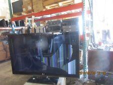 "LG 47"" 3D TV 1080p LCD HD TV 3D 47CM565-UB With Stand (Broken Screen)"