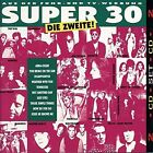 Super 30-Die Zweite! (1992) Roxette, Erasure, Arrested Development, Ele.. [2 CD]