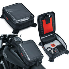 Kuryakyn Black Xkursion XT Co-Pilot Tank Bag - 5294