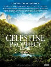THE CELESTINE PROPHECY Movie POSTER 27x40