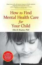 How to Find Mental Health Care for Your Child [APA Lifetools]