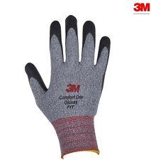 3M Comfort Grip Gloves FIT For General Work NBR Coating Presision Safety