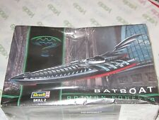 REVELL - SKILL 2 - BATMAN FOREVER BATBOAT - NEW!! Sealed 28 pieces