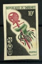 Dahomey 1966 Mi. 287 Nuovo ** 40% non dentellati