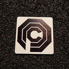 OCP Corporation RoboCop Logo Label Decal Case Sticker Badge 471b