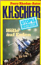 """K. H. Scheer - """" Hölle auf ERDEN """" (1979) - tb"""