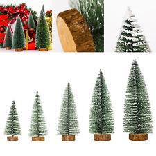 Weihnachten Mini Weihnachtsbaum Christbaum Tannenbaum Home Schmuck Dekoration