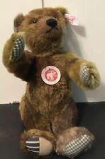 """Rare Steiff Exclusive """"Random"""" Teddy Bear"""