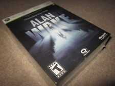 Alan Wake Limited Collector's Edition (Xbox 360/One/X) special, brand new SEALED