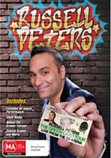 Russell Peters - Green Card Tour Live From O2 Arena : NEW DVD