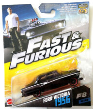Hot Wheels Fast And Furious 6 Car No 4/32 Ford Victoria 1956 1:55 scale
