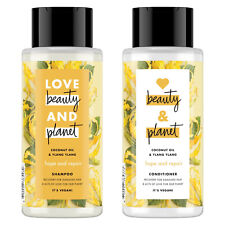 Love Beauty & Planet Duo of Shampoo and Conditioner, 400ml