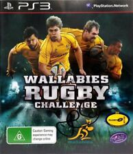 Wallabies Rugby Challenge (Signed Copy)