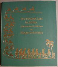 Freiheit Lust in Afrika, Afrika, Kinderbücher, Scherenschnitt, Märchen.