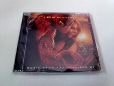 "ORIGINAL SOUNDTRACK ""SPIDER-MAN 2"" CD 16 TRACKS BSO OST BANDA SONORA"
