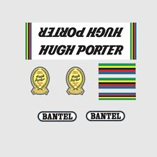 Hugh Porter Bicycle Decals, Transfers, Stickers n.2