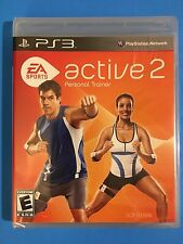 EA Sports Active 2 Sony Playstation 3, 2010  Software Only   NEW  PS3