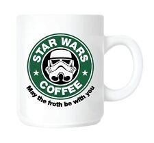 """Star wars starbucks coffee """"mug céramique blanc 11 oz"""