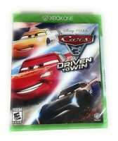 New Cars 3: Driven to Win (Microsoft Xbox One, 2017)