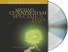 Specimen Days by Michael Cunningham (2005, CD, Unabridged)